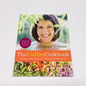 🆕 The UnDiet Cookbook - Gluten-free Plant-based